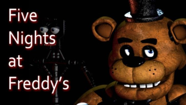 Five Nights At Freddy's Free Download (v1.132)