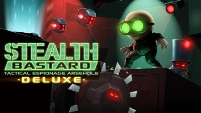 Stealth Bastard Deluxe Free Download (Complete Edition)