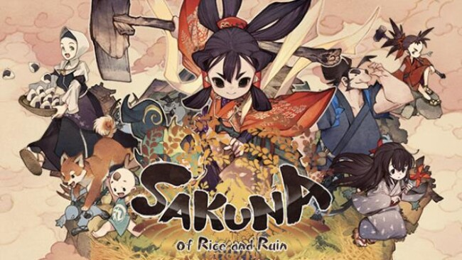 Sakuna: Of Rice And Ruin Free Download