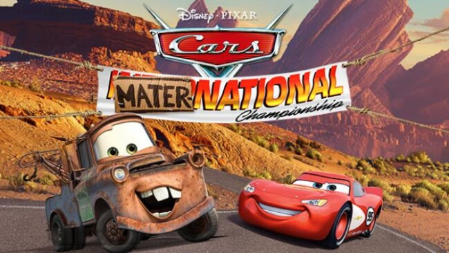 Disney•Pixar Cars Mater-National Championship Free Download