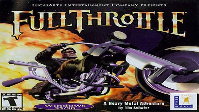 Full Throttle Free Download