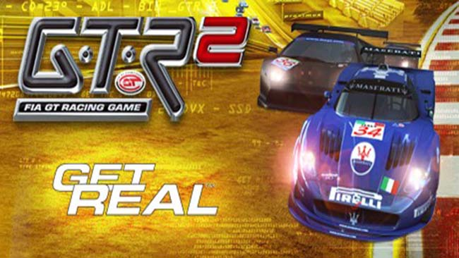 GTR 2 Fia GT Racing Game Free Download