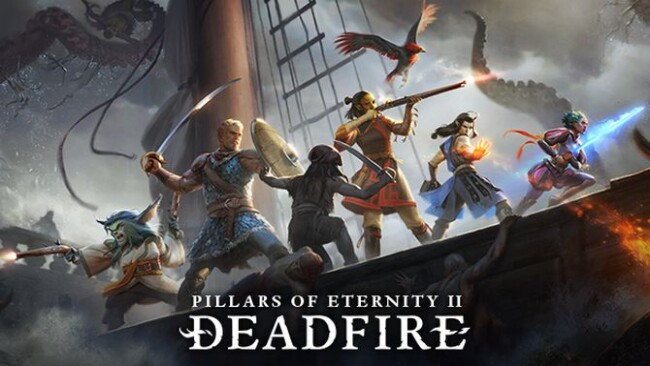 Pillars Of Eternity II: Deadfire Free Download (v5.0.0.0040 & ALL DLC's)