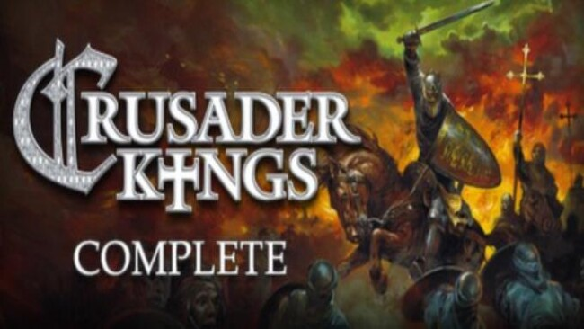 Crusader Kings Complete Free Download (GOG)