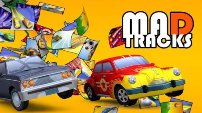 Mad Tracks Free Download