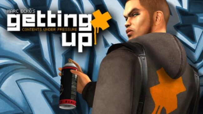 Marc Eckō's Getting Up: Contents Under Pressure Free Download
