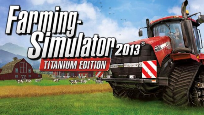 Farming Simulator 2013 Titanium Edition Free Download (v1.3)