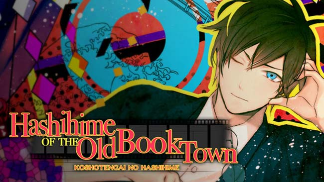 Hashihime of the Old Book Town Free Download