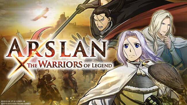 Arslan: The Warriors Of Legend Free Download