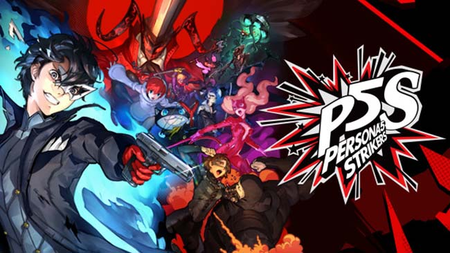 Persona 5 Strikers Free Download