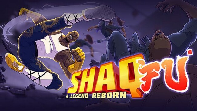 Shaq Fu: A Legend Reborn Free Download