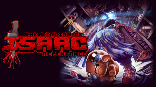 The Binding Of Isaac: Repentance Free Download