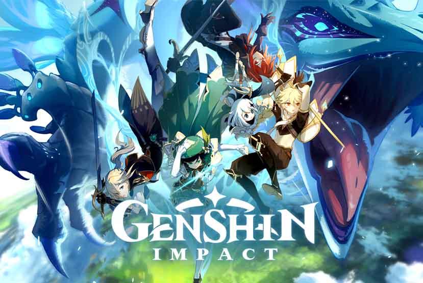Genshin Impact Free Download